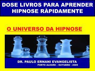 DOSE LIVROS PARA APRENDER HIPNOSE R PIDAMENTE
