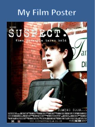 My Film Poster