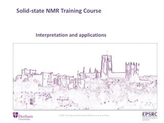 Solid-state NMR Training Course