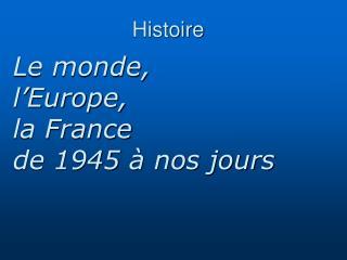 Histoire�