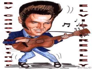 Elvis by Cadet Bu