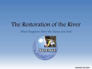 The Restoration of the River