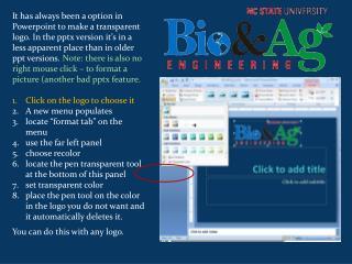 transparent logo info