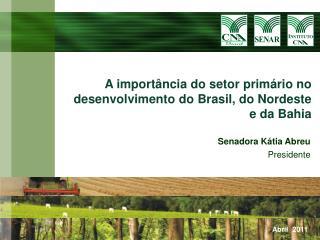 Tecnologia: a base do desenvolvimento da agropecu ria brasileira