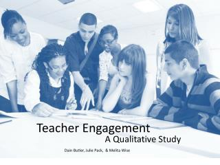 Teacher Engagement