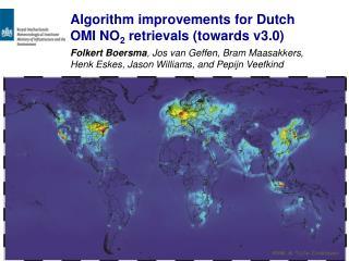 Algorithm improvements for Dutch  OMI NO 2  retrievals  (towards v3.0)