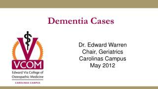 Dementia Cases