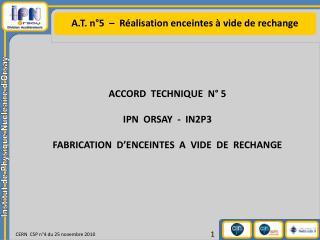 Institut de Physique Nucléaire d'Orsay