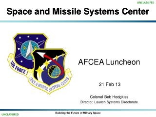 AFCEA Luncheon