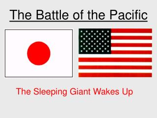 The Battle of the Pacific