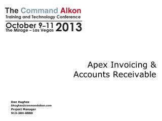 Apex Invoicing & Accounts Receivable