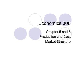 Economics 308