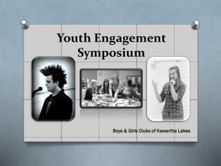 Youth Engagement Symposium