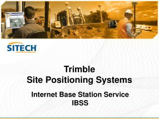Internet Base Station Service IBSS