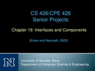 Chapter 19: Interfaces and Components