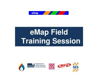 eMap  Field Training Session
