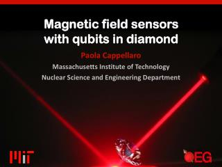 Magnetic field sensors with qubits in diamond