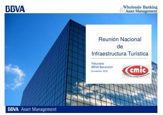 Reuni n Nacional  de  Infraestructura Tur stica