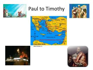 Paul to Timothy