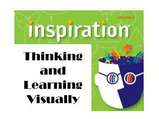 Thinking and Learning Visually
