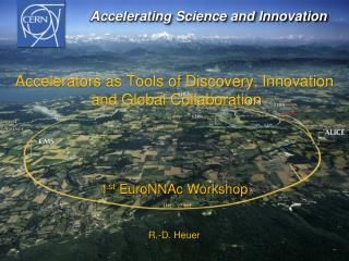 Accelerators  as Tools of  Discovery , Innovation  and Global Collaboration