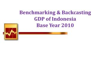Benchmarking &  Backcasting  GDP of Indonesia Base Year 2010