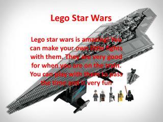 Lego Star  W ars