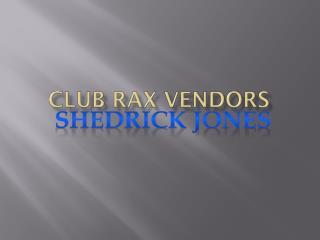 Club  Rax  Vendors