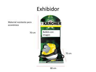 Exhibidor