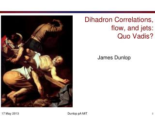 Dihadron  Correlations, flow, and jets: Quo Vadis?