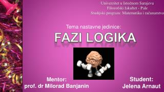 FAZI LOGIKA