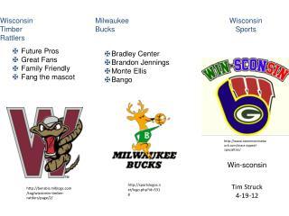 Wisconsin Sports