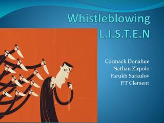 Whistleblowing L.I.S.T.E.N