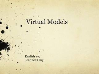 Virtual Models