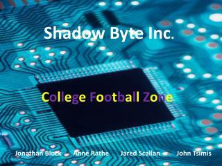 Shadow Byte Inc .