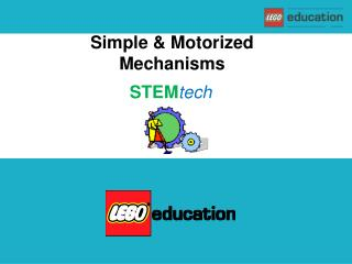 Simple & Motorized Mechanisms