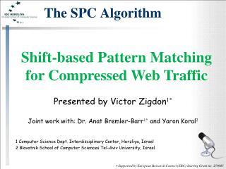 The SPC Algorith m