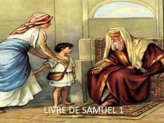 LIVRE DE SAMUEL 1