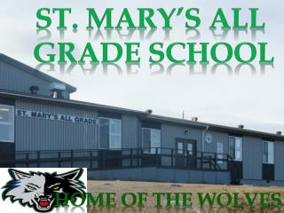 St. Mary's All  Grade School