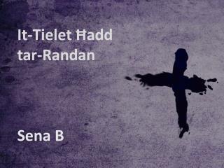 It-Tielet Ħadd tar-Randan Sena B