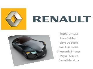 Integrantes: Lucy Gellibert Elsye De Sucre José Luis Loaiza Sheznarda Briones Miguel Allauca
