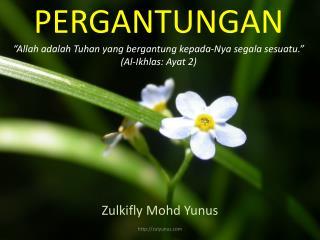 Zulkifly Mohd Yunus
