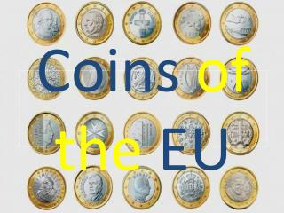 Coins  of  the EU