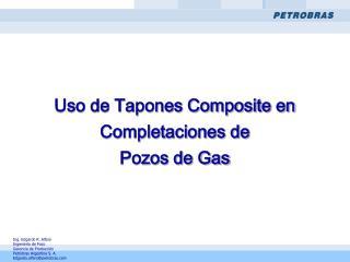 Uso de Tapones Composite en Completaciones de  Pozos de Gas