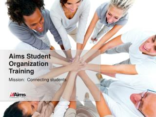 Mission:  Connecting students