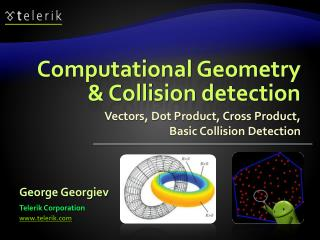 Computational Geometry & Collision detection