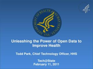 The Community Health Data Initiative (CHDI)