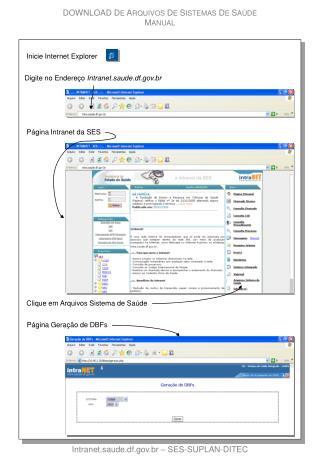 Inicie Internet Explorer