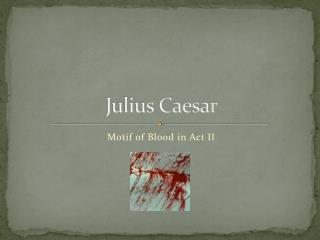 julius caesar rise to prominence