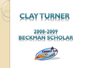 Clay turner